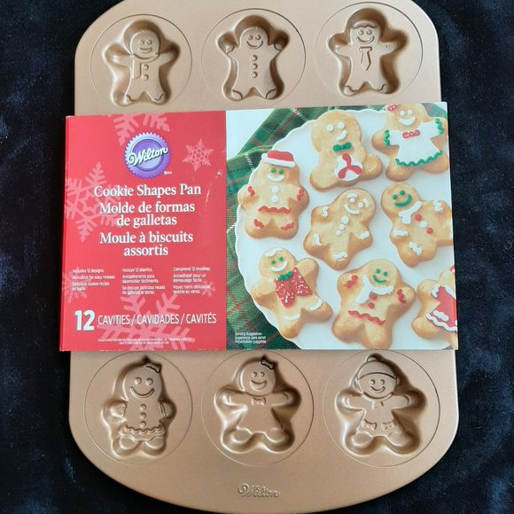 Wilton Gingerbread Cookie Sheet